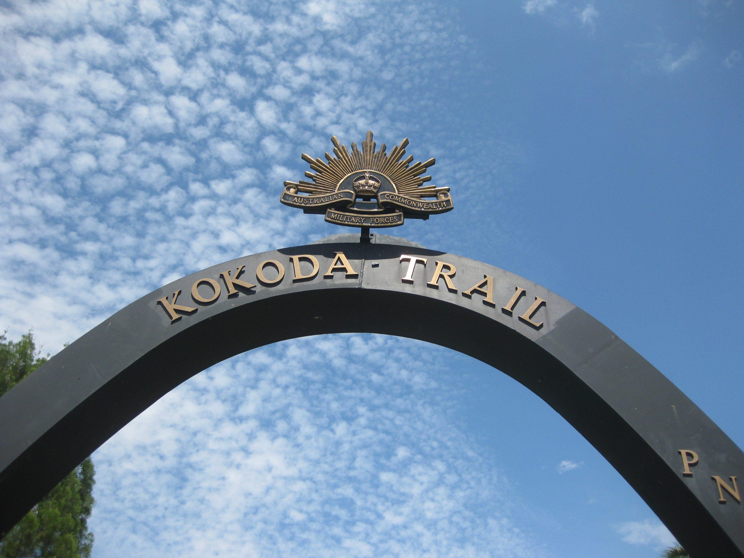 Trekking the Kokoda Track, PNG