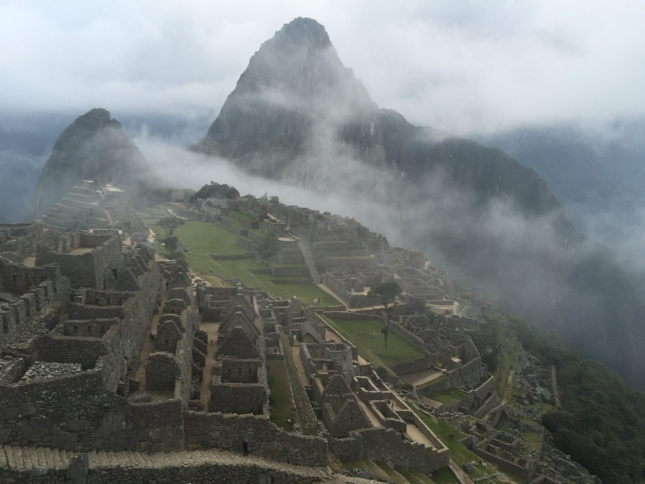 Trekking to Machu Picchu – The Jungle Trek Way.