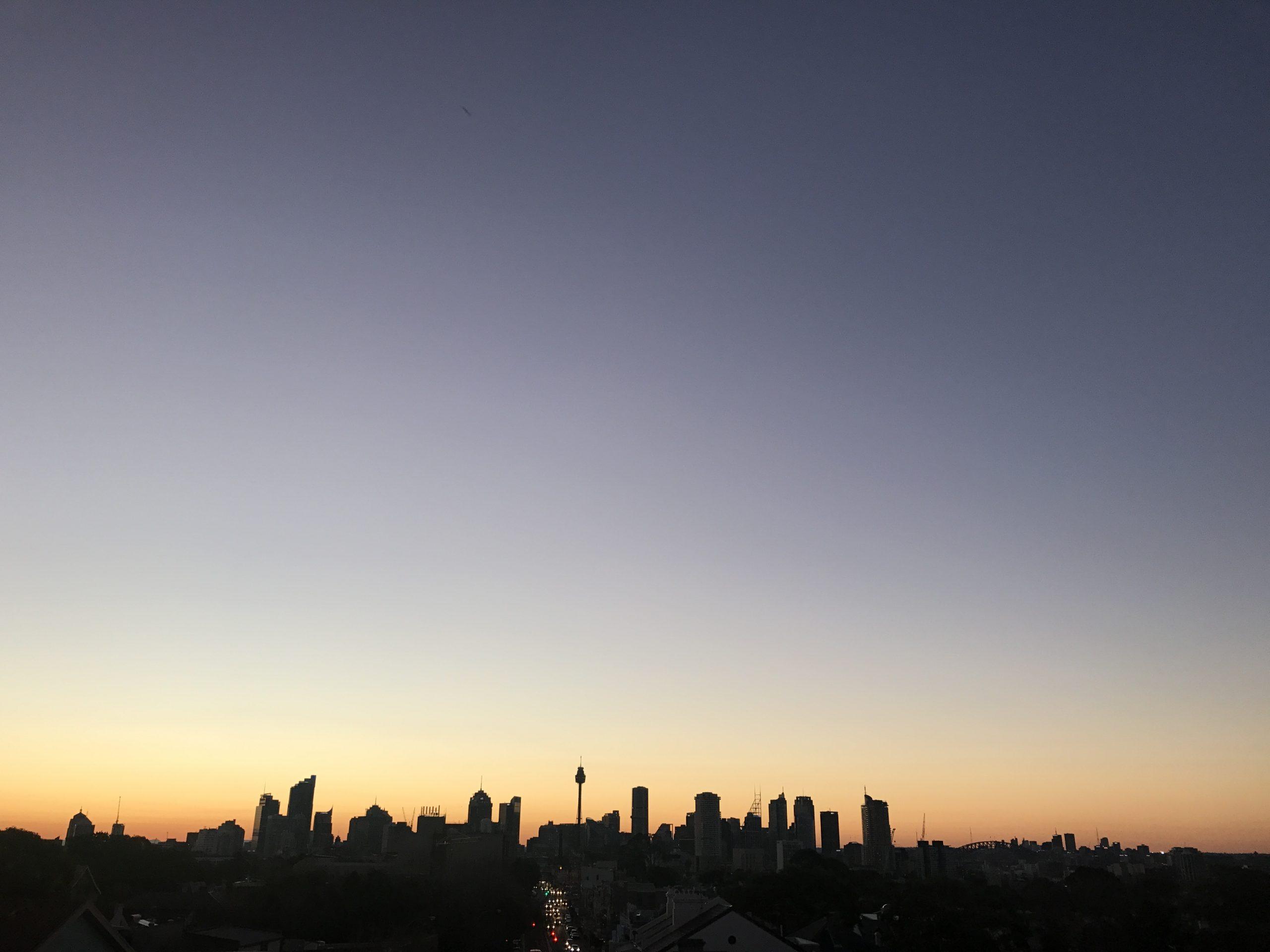 Melbourne Vs. Sydney?