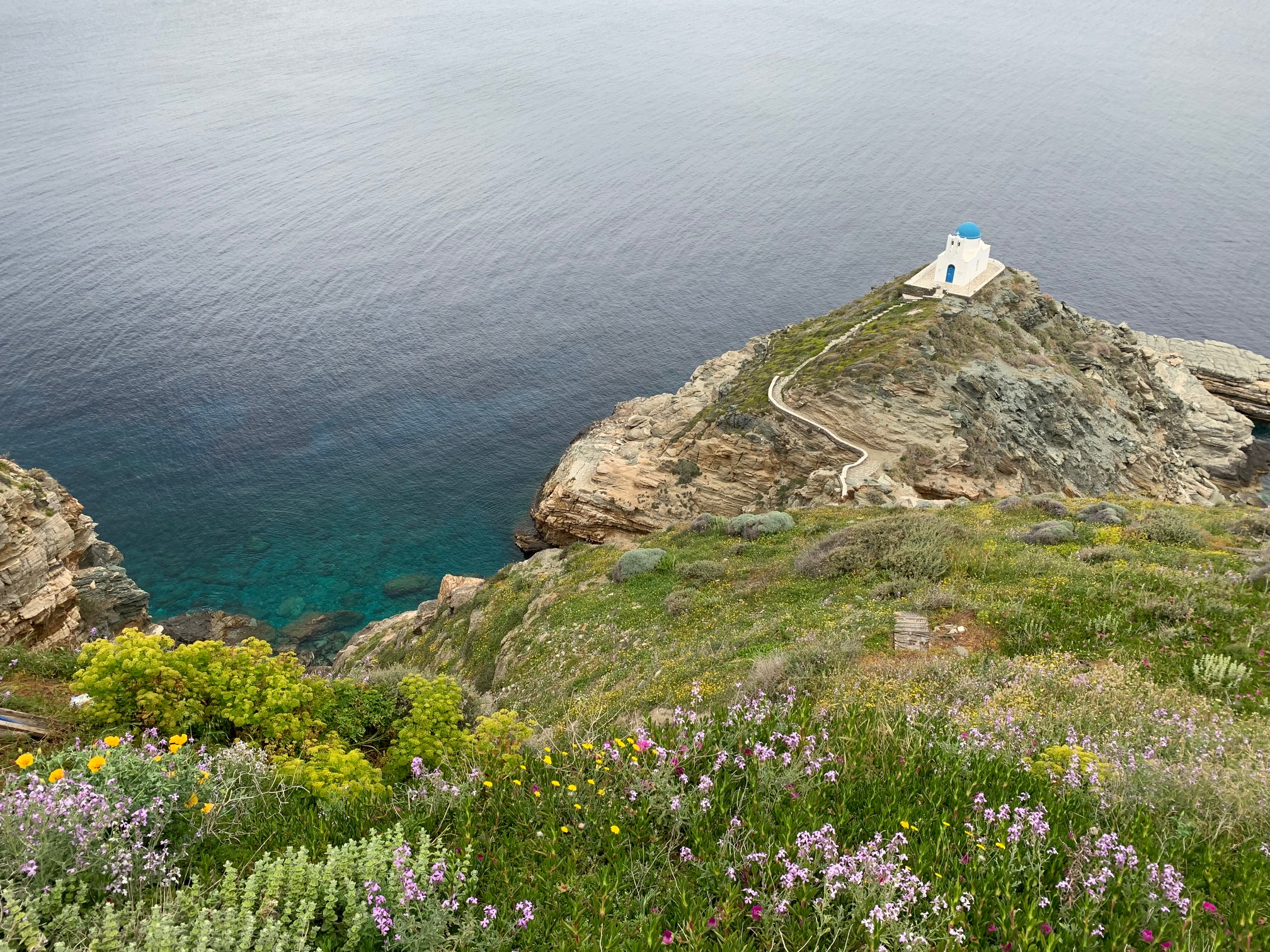 Sifnos, an Introduction