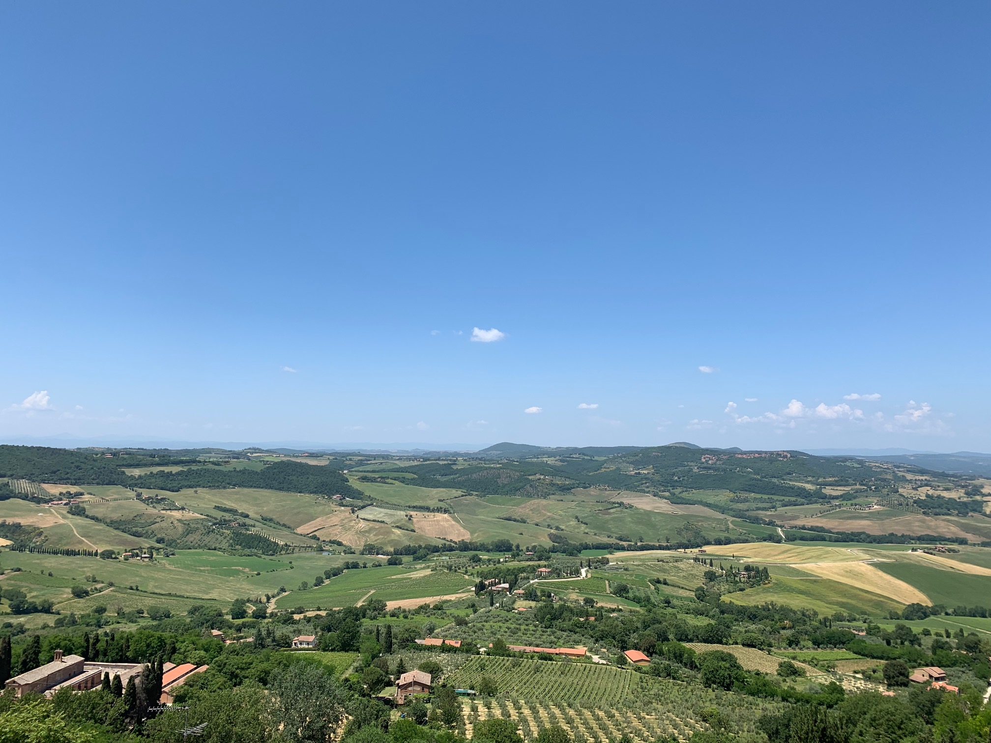 Two weeks in Umbria, Italy