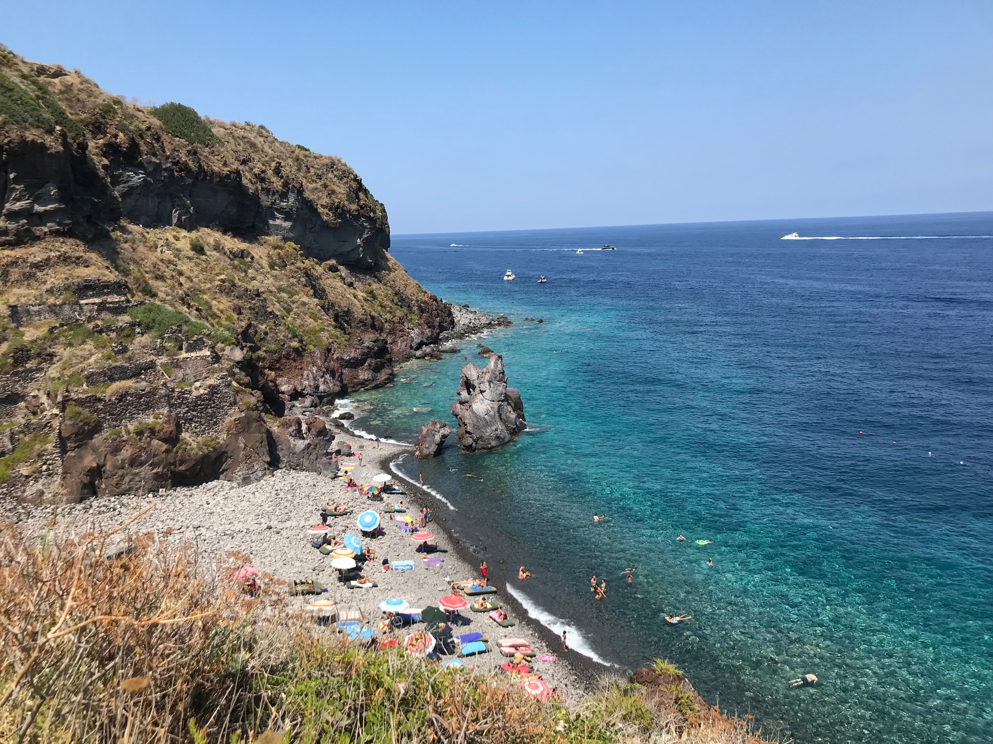 The thing about Sicily is…