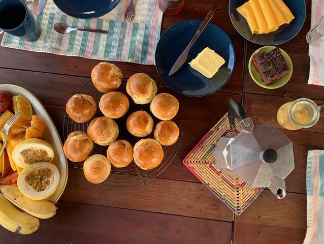 Brazilian breakfast