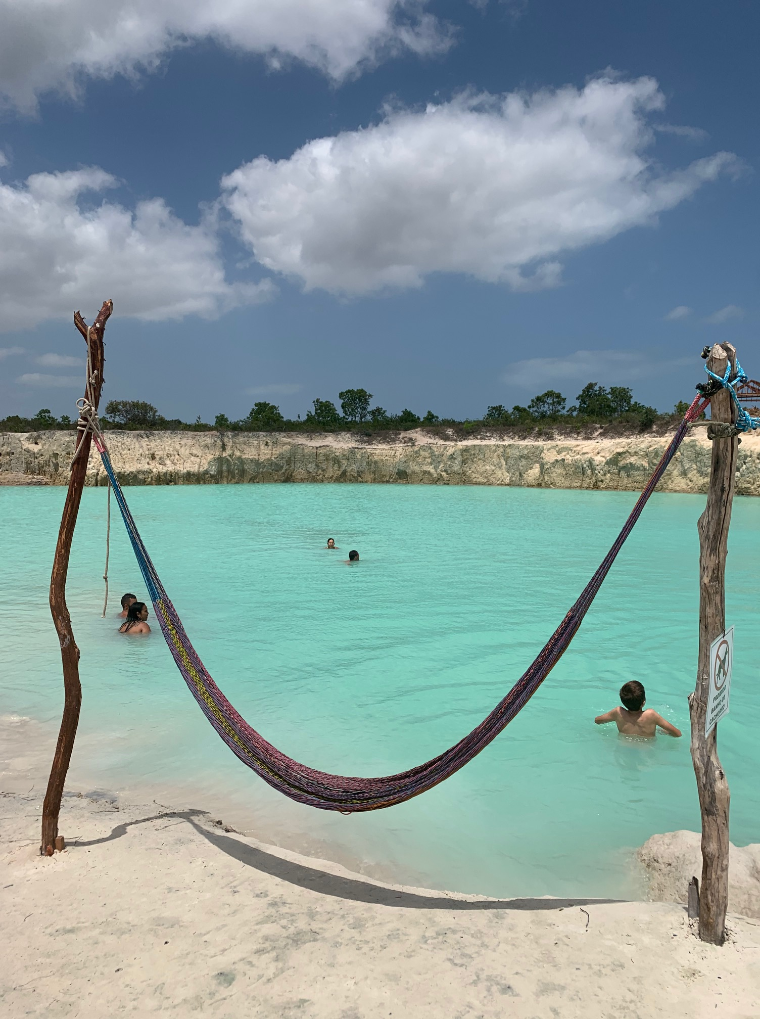 Azul Lagoa, Jericoacoara