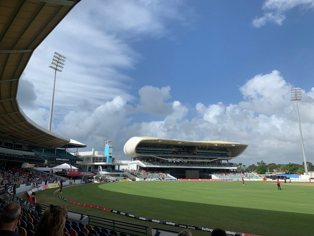 Cricket, Barbados