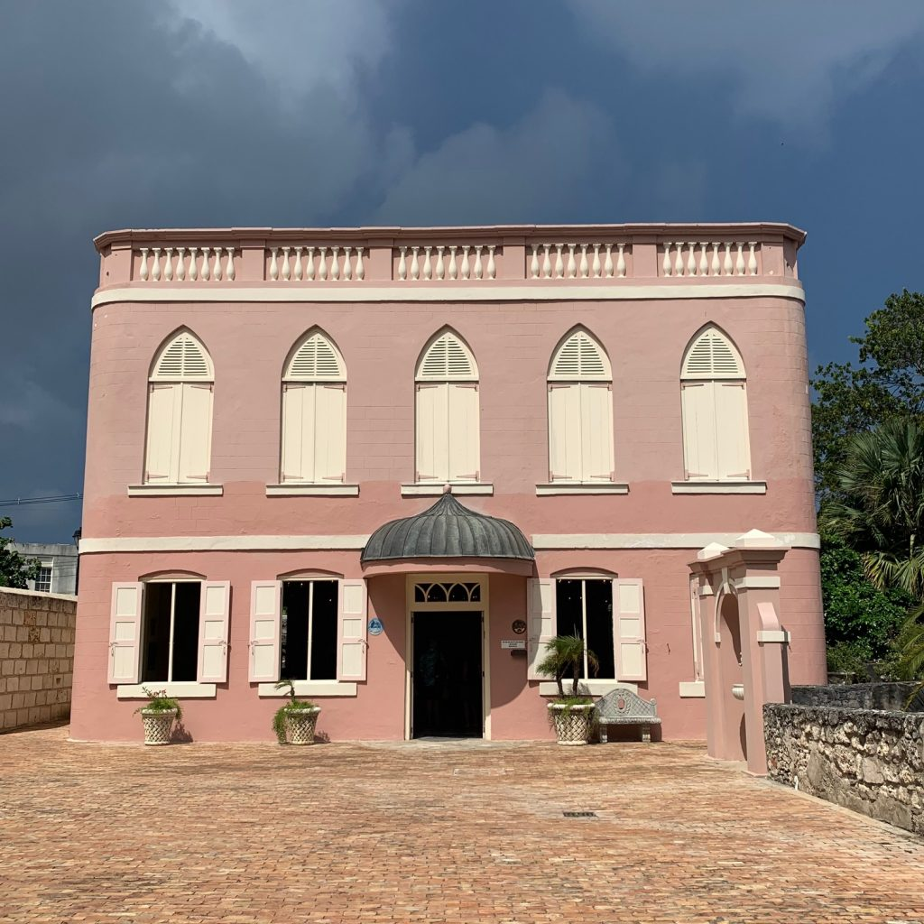synagogue, Barbados