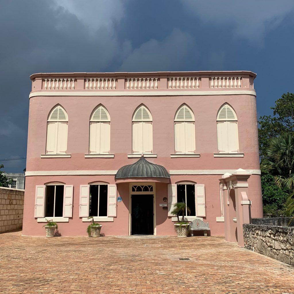 synagogue, Barbados