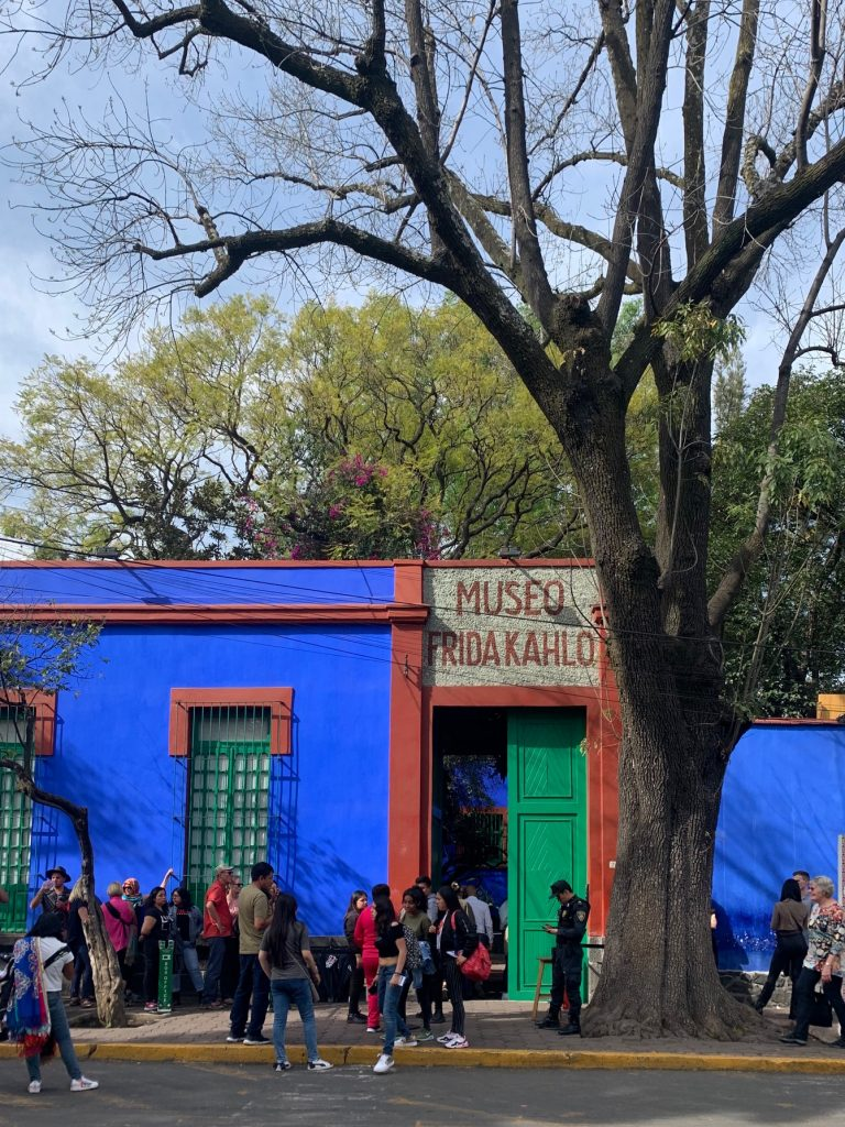 frida khalo museum
