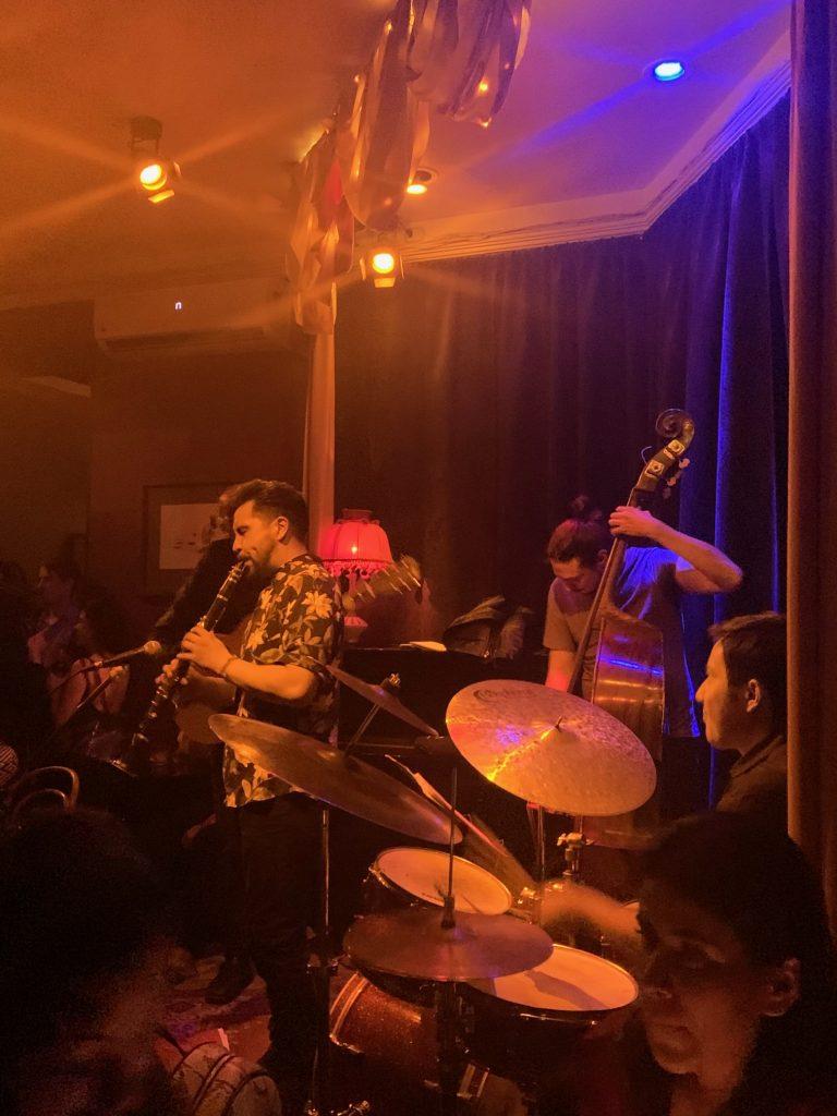 jazz mexico