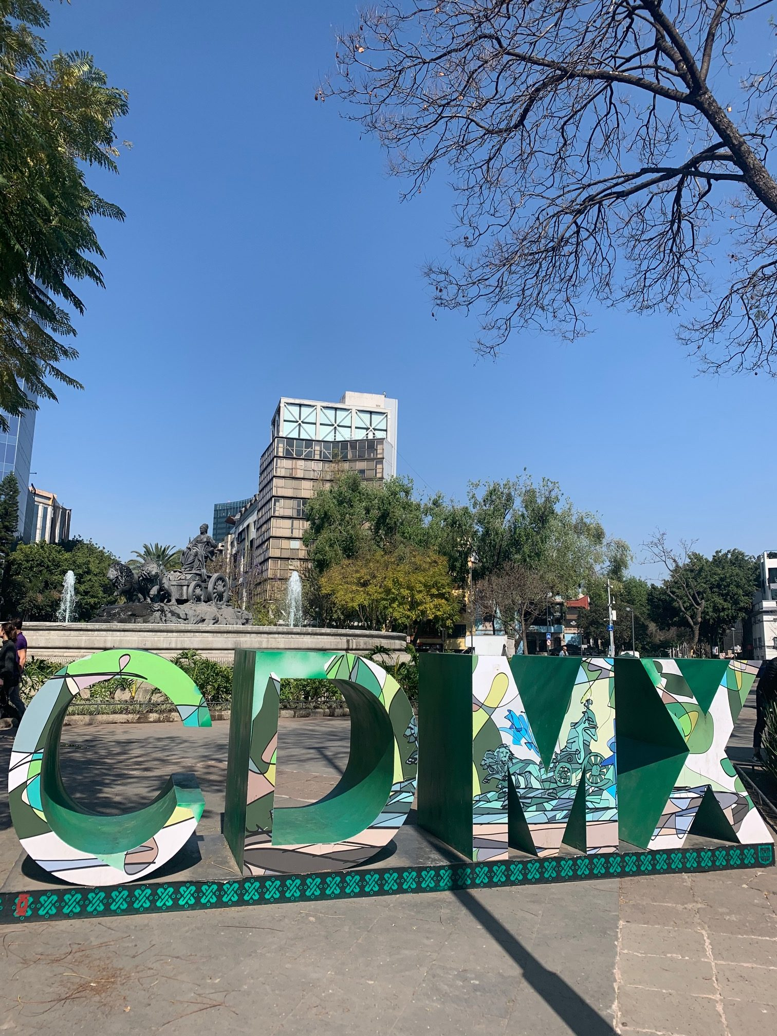 Our 'dangerous' experiences in Mexico City.