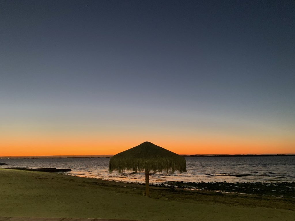 Sunset, La Paz, Baja California Sur