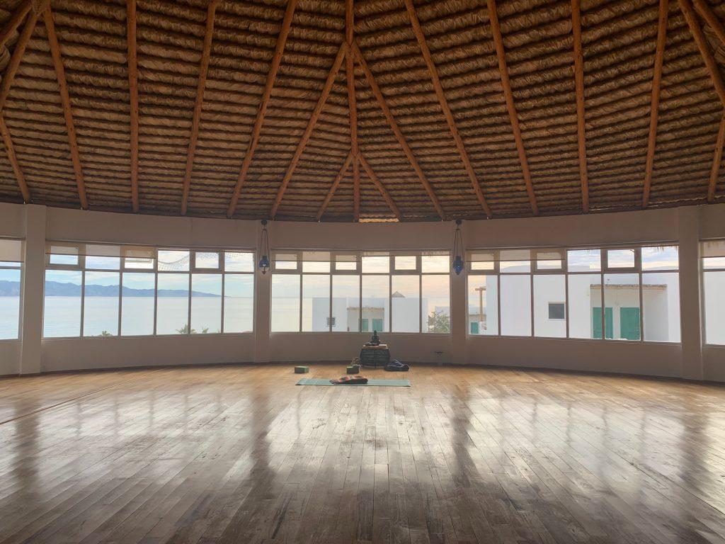 yoga shala Casa Tara, La Ventana