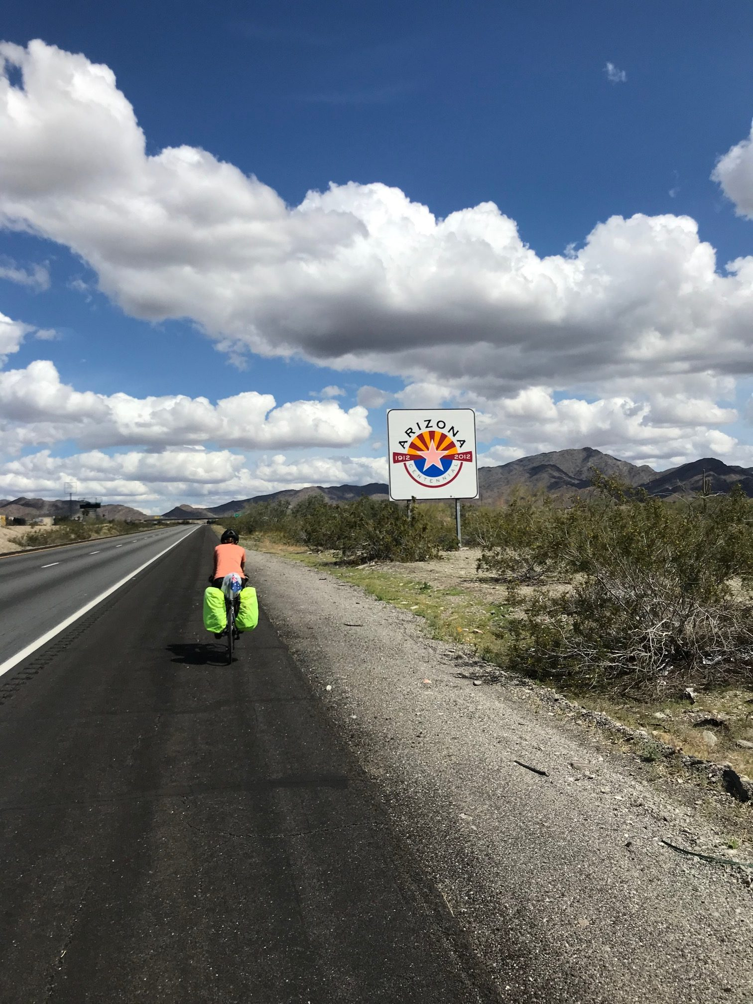 Cycling the Southern Tier, a daily recap