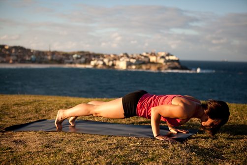 How my (self-imposed) 30 day yoga challenge changed my life.