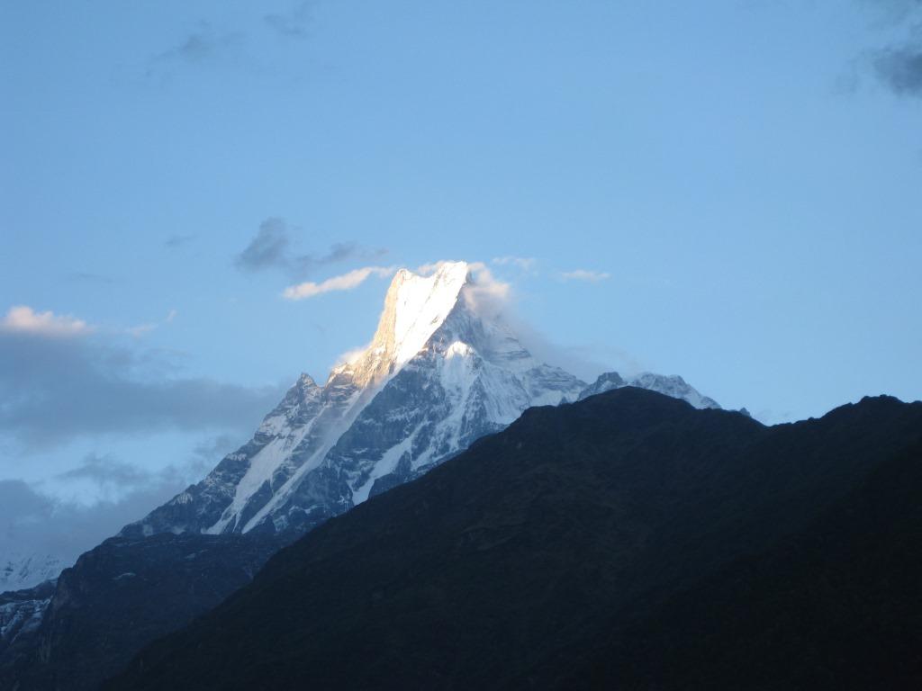 Trekking Annapurna Base Camp, Nepal
