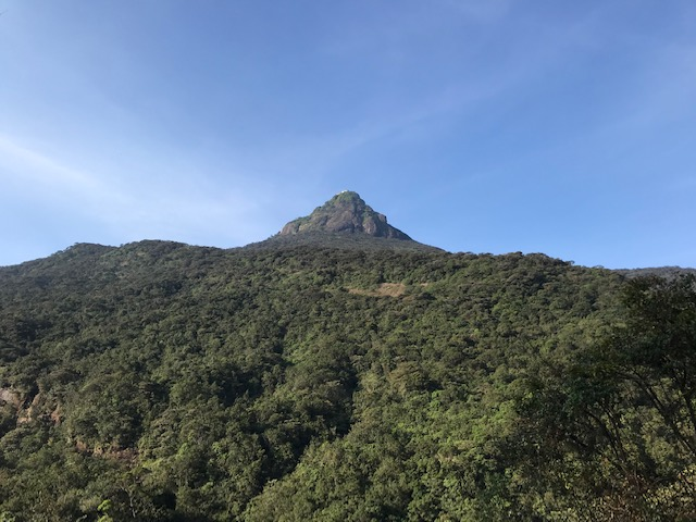 Hiking Adams Peak, Sri Lanka