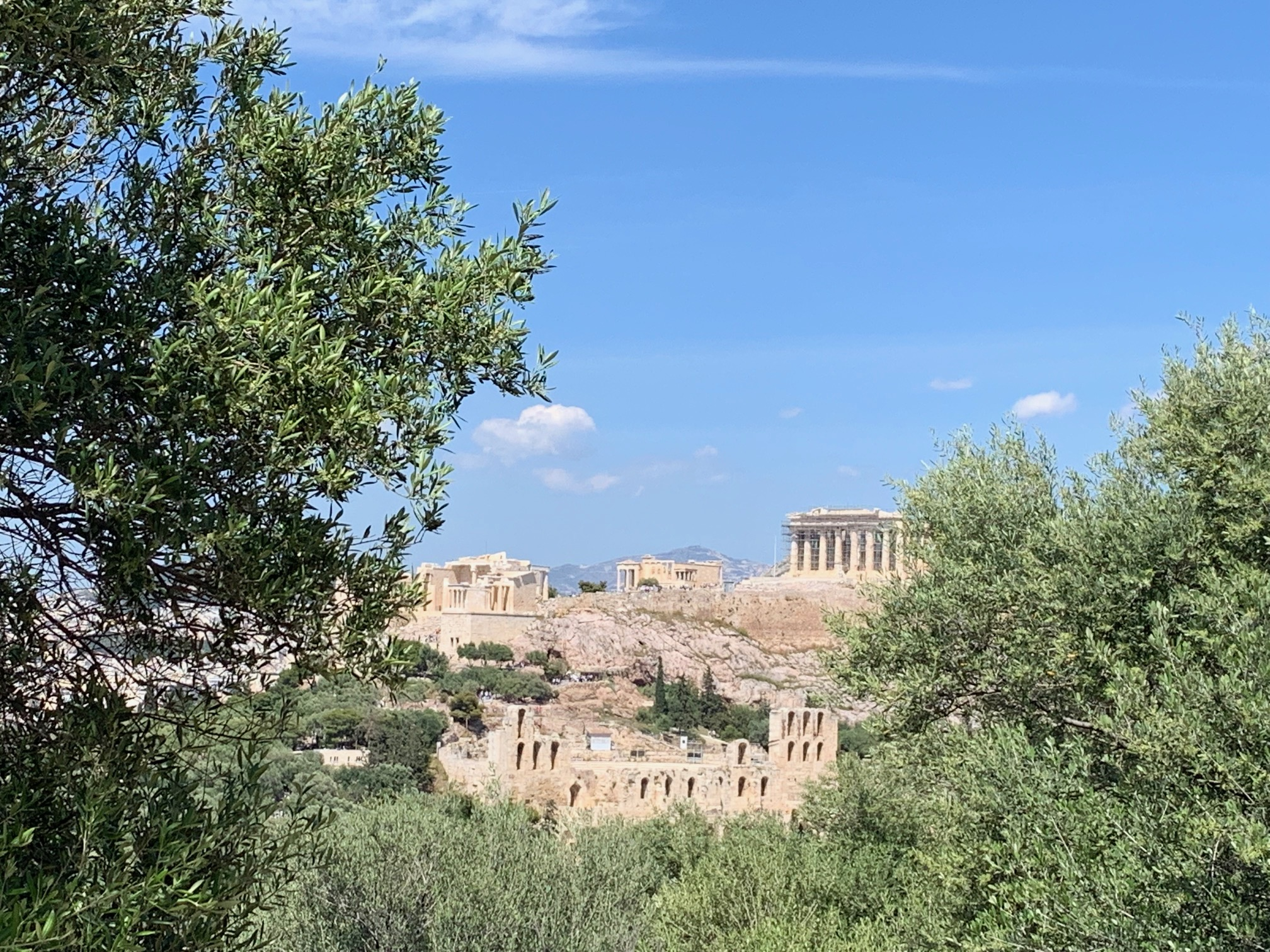 30 hours in Athens