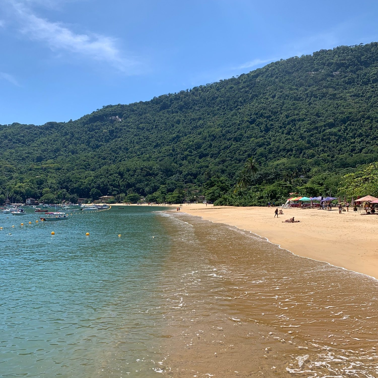 A vida lenta: Taking it easy on Ilha Grande, Brazil