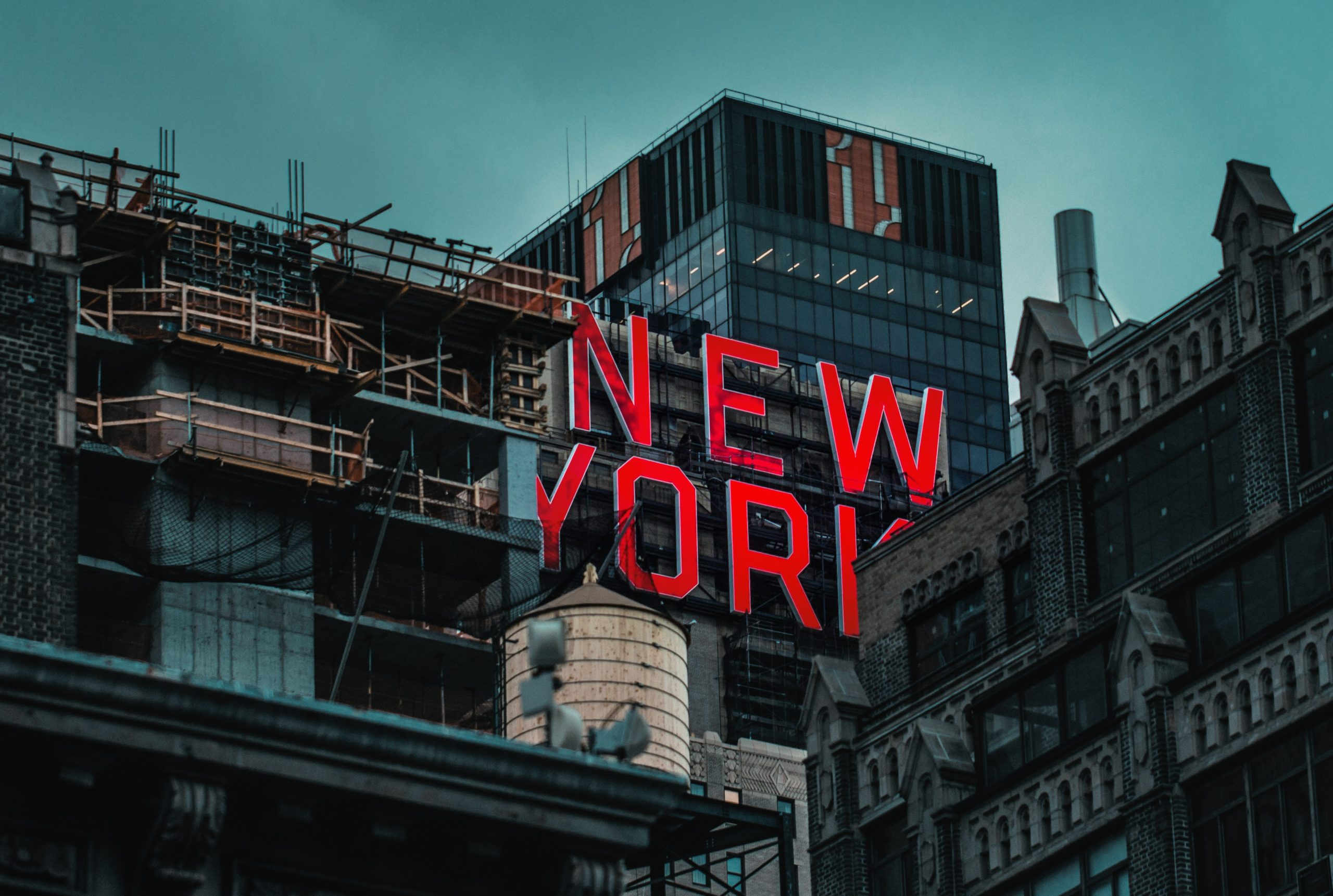 An ode to New York City